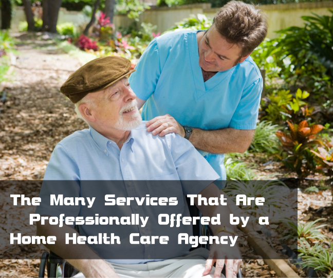 The Many Services That Are Professionally Offered by a Home Health Care Agency